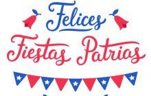 Saludo Fiestas Patrias 2020