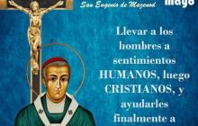 Saludo Fiesta de San Eugenio de Mazenod
