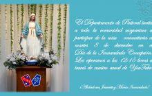 Misa Comunitaria Inmaculada Concepción