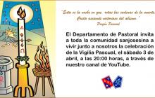 Misa Vigilia Pascual