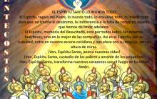 Celebración Pentecostés