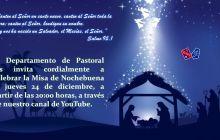 Misa Nochebuena: Natividad del Señor